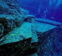 Pirámides sumergidas en Cuba