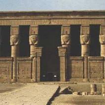 Egipto, una colonia atlante