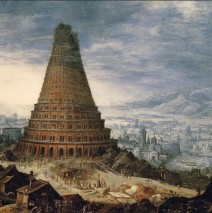 La verdadera Torre de Babel